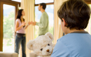 определение порядка общения с ребенком