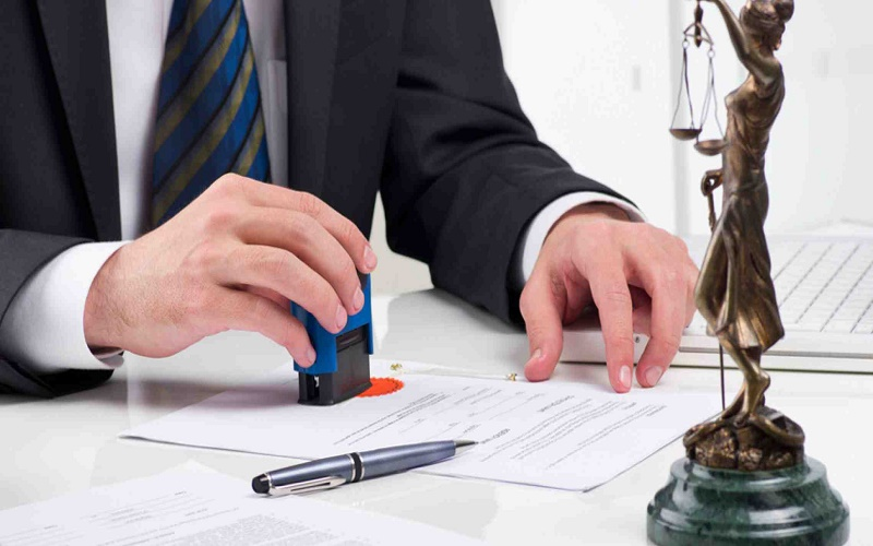 юрист фирмы